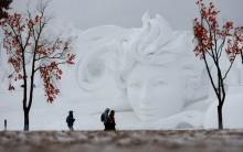 Harbin International Ice and Snow Sculpture Festival 2019