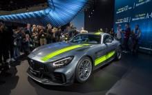 Mercedes AMG- GTR