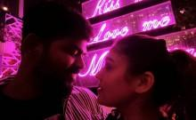 Nayanthara with her Beau Vignesh Shivan