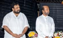 Siruthai Siva and Rajinikanth
