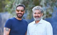Ajay Devgn join RRR Shoot
