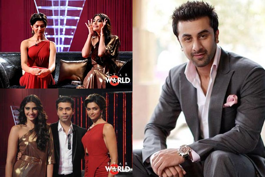 When Deepika Padukone's condom jibe at Ranbir left Kapoors ...