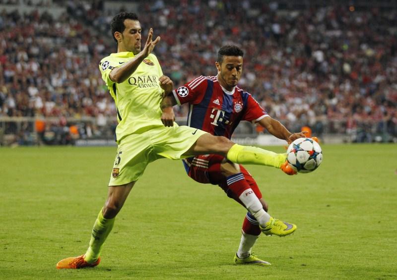 Barcelona vs Napoli & Bayern vs Chelsea to be played ...   Barcelona- Bayern