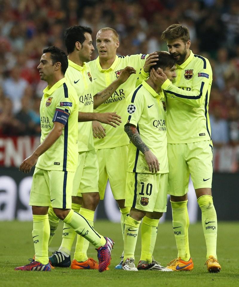 Bayern Munich 4-0 Barcelona: Tactical Analysis   Barcelona- Bayern