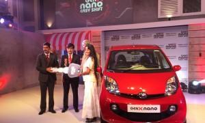 Tata Motors launches GenX Nano Car