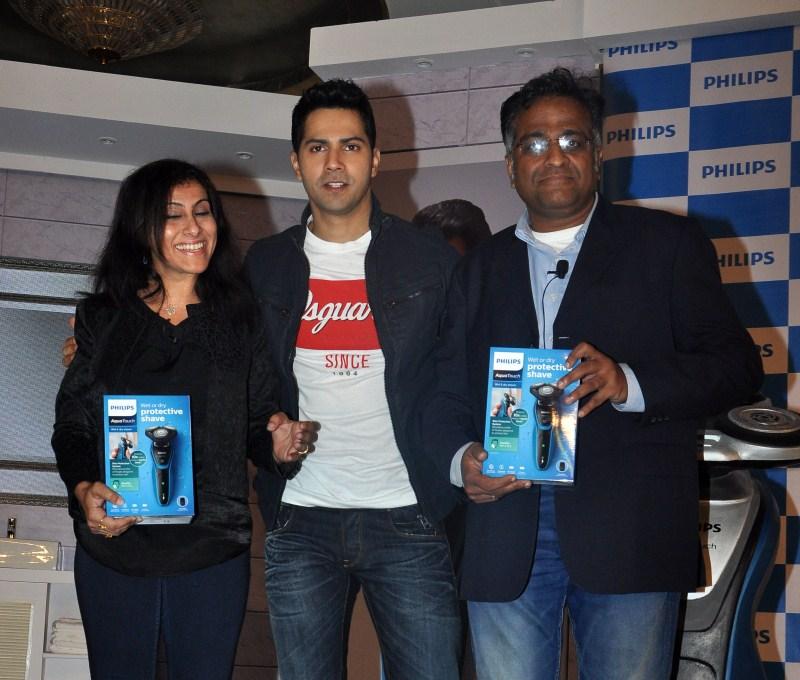 Philips India announces Varun Dhawan as its brand ...