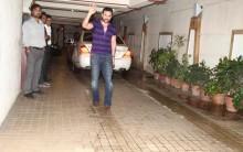 Bollywood Actor Saif Ali Khan Birthday Celebration Pics.