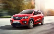 French auto maker Renault's Kwid is the most-fuel efficient petrol car in India with an ARAI-rated fuel efficiency of 25.17kmpl.