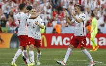 Arkadiusz Milik scored as Poland beat Northern Ireland 1-0 in a Group C match of the Euro football championship on Sunday.