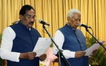 K.J. George rejoins the Siddaramaiah ministry in Karnataka on Monday, over two months after he resigned as Bengaluru Development Minister on July 18 following an FIR against him in the suicide case of a police officer, an official said on Sunday.