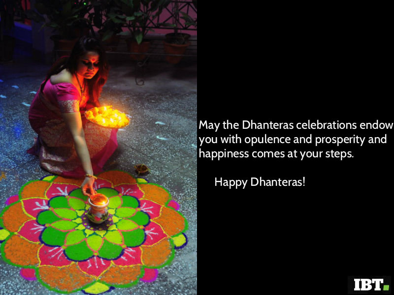 Happy Dhanteras 2016 Wishes, Quotes, SMS, Messages and