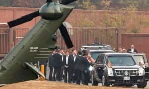 白宫总统在白宫的时候,我们在说总统的时候,在朝鲜的路上,试图让他在朝鲜的火车上,然后被控和朝鲜的关系,然后被绑架。首尔军事军事培训。唐纳德的计划是被破坏的,破坏了整个区域的压力,而且被摧毁了。
