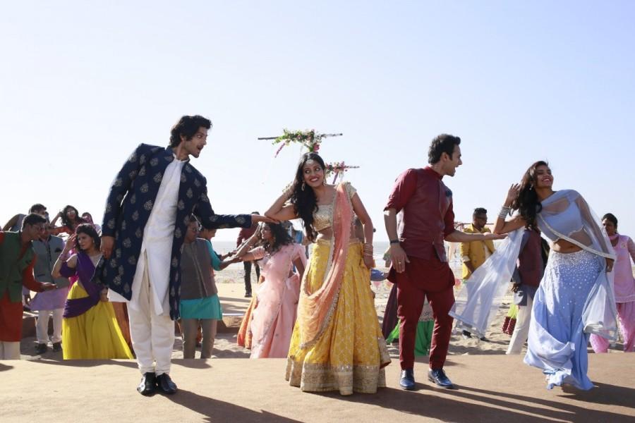 Pulkit Samrat, Varun Sharma, Ali Fazal, Richa Chaddas Fukrey Returns Movie Stills -5510
