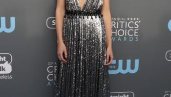 Allison Williams,Gal Gadot,Jessica Biel,Jessica Chastain,Margot Robbie,Critics choice,Critics choice red carpet,Critics Choice Awards 2018,celebs at Critics choice red carpet
