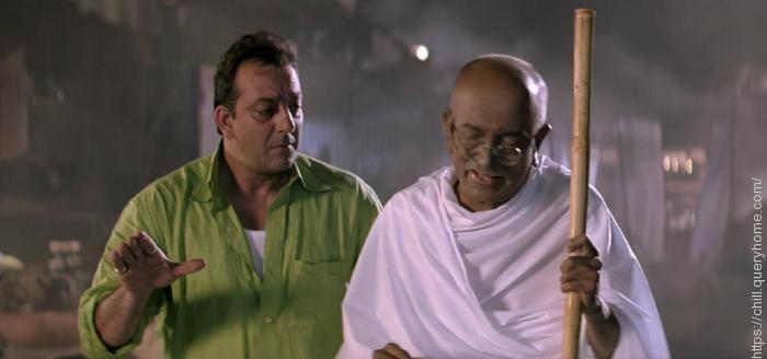 Sanjay Dutt remembers Mahatma Gandhi on Martyr's Day ...