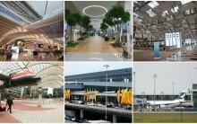 For the sixth year in a row, Singapore Changi International Airport becomes the best airport in the world. Vancouver becomes the top-ranked airport in North America. Here is a closer look of world's best 15 airports ranked by Skytrax.