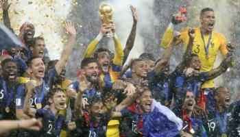 France,Croatia,FIFA World Cup 2018,Russia,FIFA World Cup,World Cup,Kylian Mbappe,Russia 2018