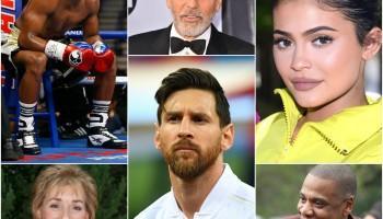 最高价值最高的最高价值,最高法院最大的名人,将是全世界最大的名人,包括20美元,000美元,包括名人,最大的名人,将成为名人名单的最大的18岁