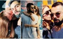 Anushka Sharma and Virat Kohli set the internet on fire with their cute pics