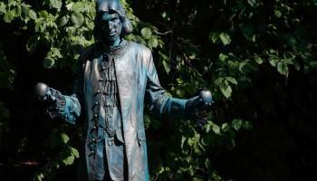 Europe,living statue festival,Statue,Belgium,Living statue