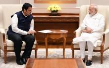Devendra Fadnavis meets PM Narendra Modi