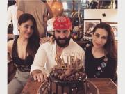 Saif Ali Khan celebrates 47th birthday with Kareena Kapoor, Karisma, Sara and Ibrahim