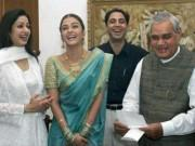 Aishwarya Rai shares throwback pictures with late former PM Atal Bihari Vajpayee