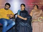 Ram Charan at Chiranjeevi's Sye Raa Narasimha Reddy teaser launch