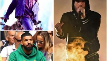 Eminem Kamikaze,kamikaze,Eminem new album,hailie mathers  eminem,Eminem Revival,US President Donald Trump,charlamagne,Machine Gun Kelly 'Rap Devil',Eminem and Machine Gun Kelly