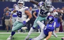 25. Dallas Cowboys