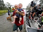 Hurricane Florence hits hard in Carolina