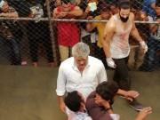 Viswasam shooting spot: Thala Ajith's fight moments leaked and goes viral