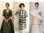 Sanya Malhotra's fashion is a perfect epitome of a thousand 'Pataakha'